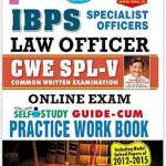IBPS Specialist Recruitment best books