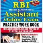 Book for RBI Clerk Exam 2015