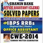 IBPS RRB assistant exam book