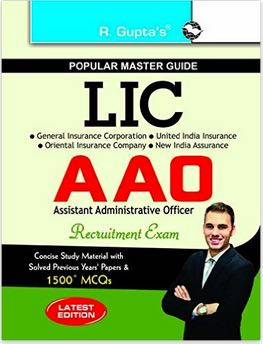LIC Recruitment books