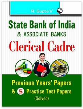 SBI Clerk Exam book