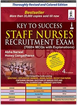 Kerala PSC Staff Nurse Exam