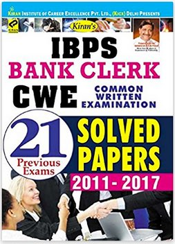 IBPS Clerk 2017 books