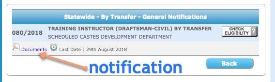 Latest Kerala government jobs